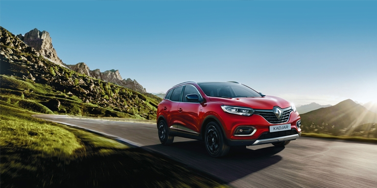 Driveaway is seeing more uptake from New Zealand for Renault leasing in Europe