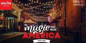 Excite Holidays new campaign The Music That Made America