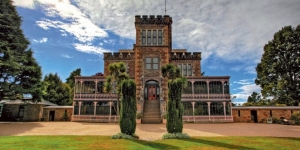 Scenic is ramping up trade opportunities from NZ, Aus Programmes (pictured is Larnach Castle)