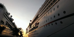 Time to act on port infrastructure says cruise industry at conference