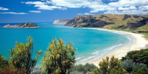 Anaura Bay is one of the highlights of MoaTours' East Cape Caper