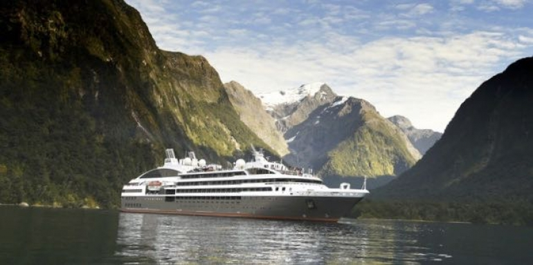 PONANT cancels New Zealand programme
