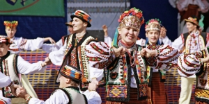 Ukraine Hopak dancers – Viking's Kiev Black Sea & Bucharest river cruise is one of its 12 Cruises of Christmas