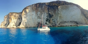 No experience necessary – Tropic Sailing takes clients to relatively undiscovered destinations in Greece and beyond