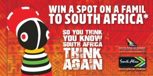 Play to win a South Africa famil