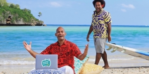 Tourism Fiji's Happy Hour TV