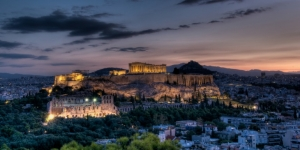 Athens…the tour starts here