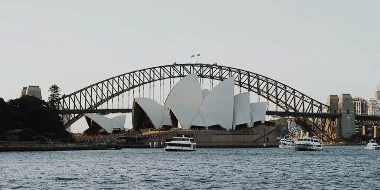 Australian eastern seaboard would be 'significant life line'