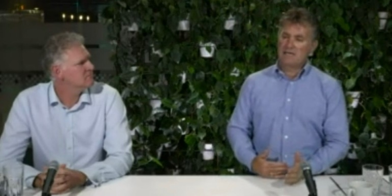 NZ's Blair Catton and Cam Wallace took questions from the trade today via webinar